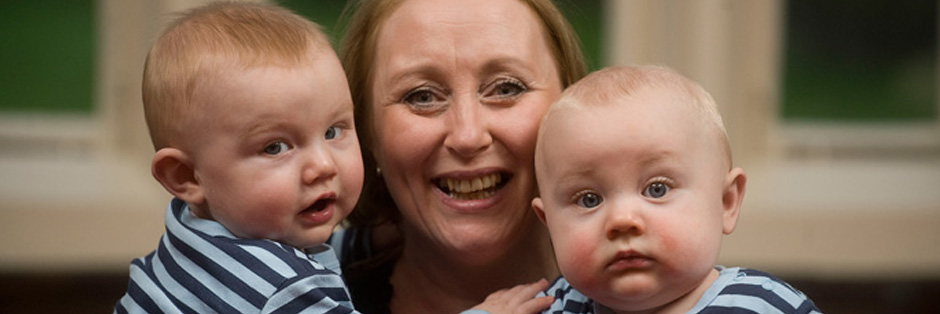 From Despair to Joy for New Mother Told She Had No Eggs