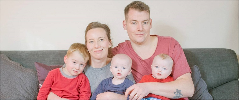 Egg Sharing was right for couple after someone kindly donated sperm